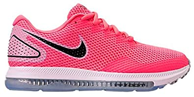 a587a5cb82f5 ナイキ レディース スニーカー Women s Nike Zoom All Out Low 2 ランニングシューズ Hot Punch Black