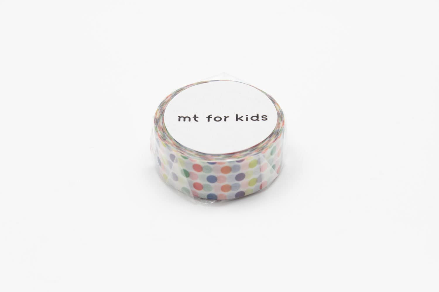 MT Washi Tape f/ür Kinder/  / Eltern Colourful Dot