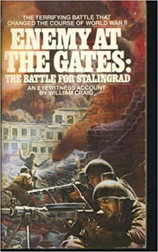 enemy at the gates the battle for stalingrad william craig