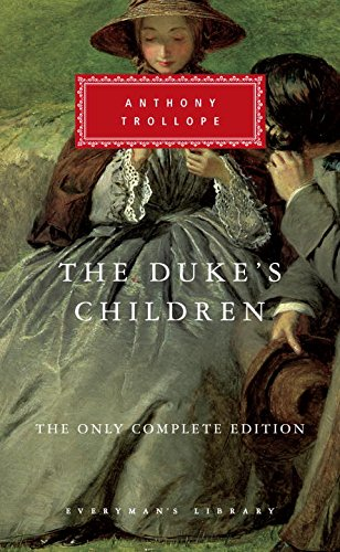 Book cover for The Duke's Children