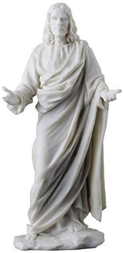 Jesus Christ Blessing Holy Figurine Religious Decoration Statue 12 Inch