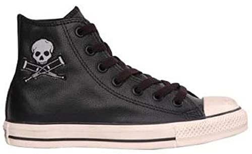 772734064803 Converse Chuck Taylor Jackass Number Two Leather Hi Black AW977 13 ...