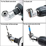 AUTOTOOLHOME 105 Degree Right Angle Driver Drilling