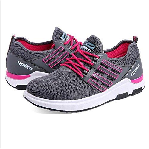 Academy Deporte Calzado Ligera Verano Nuevo de Mujer Transpirable Mujer Mujer para de para Casual Un Zapatillas Zapatillas Primavera Suela qAC65n