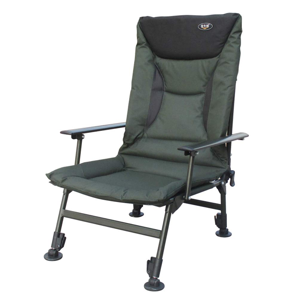 Sedia Pieghevole per sedie a Sdraio Sedia per Il Tempo Libero Sedia Pieghevole per sedie a Sdraio Sedia da Spiaggia Pieghevole Siesta può Essere Alzata e abbassata (colore   Chair)
