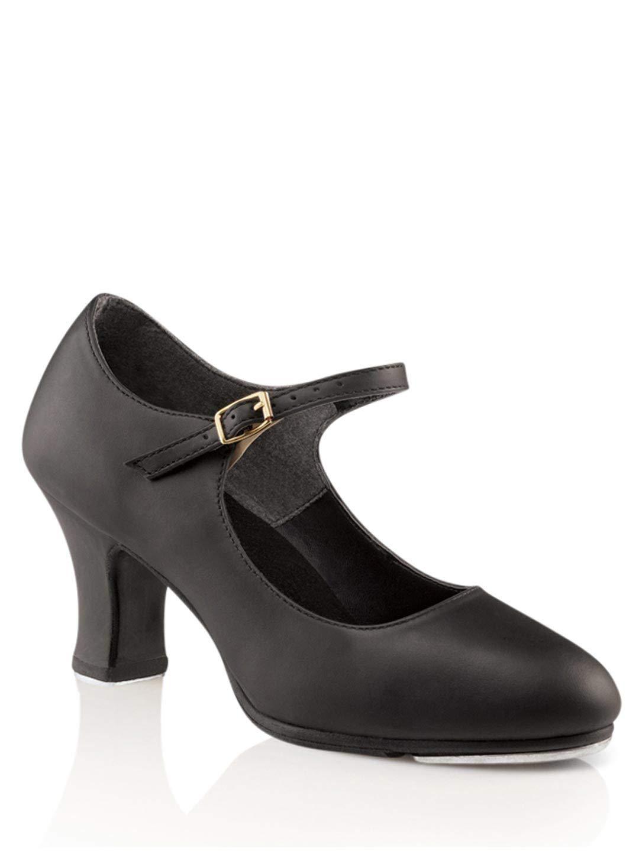 Capezio Women's Manhattan Xtreme Tap Shoe,Black,7.5 W US by Capezio