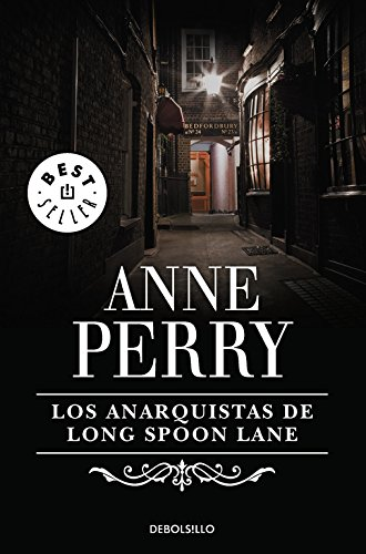 Los anarquistas de Long Spoon Lane / The Anarchists of Long Spoon Lane (Spanish Edition) ebook