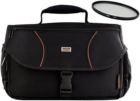 Cámara Bag Ultra 11 Exterior en Kit con Filtro UV 40 5 mm: Amazon ...