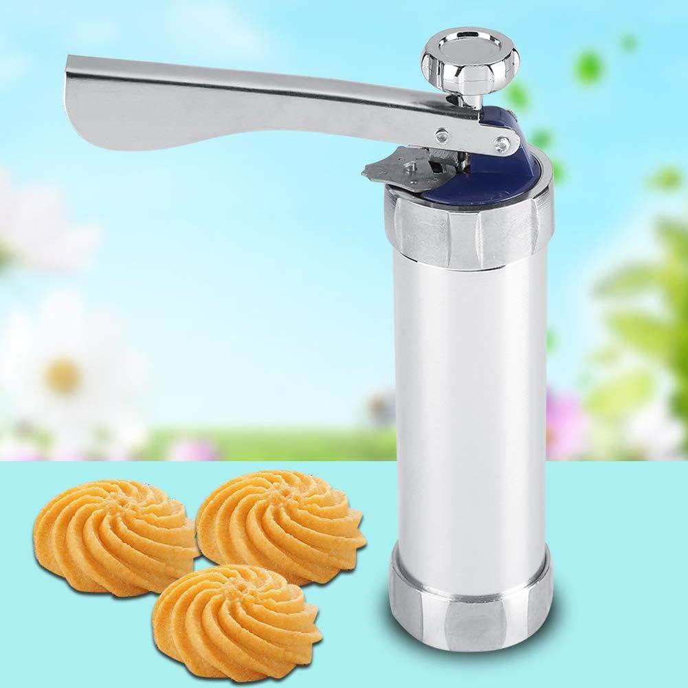 Rehomy in acciaio inox per biscotti e biscotti classica macchina per la preparazione di biscotti Pistola per biscotti