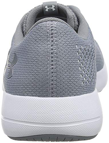Running W Armour Under Steel Chaussures Gris White Rapid White 101 de UA Femme xYAwqwRFC