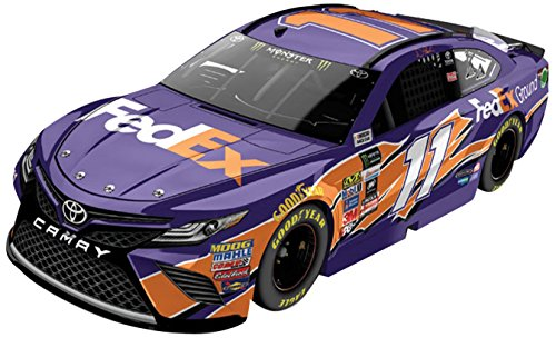 Lionel Racing Denny Hamlin #11 FedEx Ground 2017 Toyota Camry 1:24 Scale HOTO Official Diecast of The NASCAR Cup Series by Lionel Racing