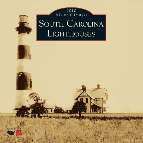 South Carolina Lighthouses 2010 Calendar (Calendars of America)