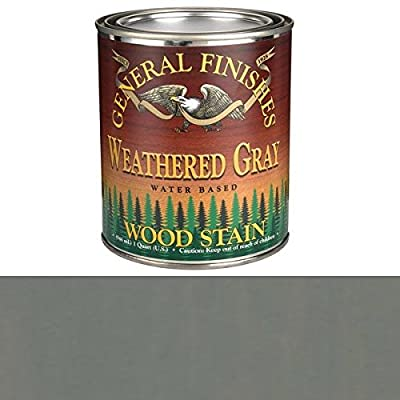 General Finishes Weathered Grey Wood Stain