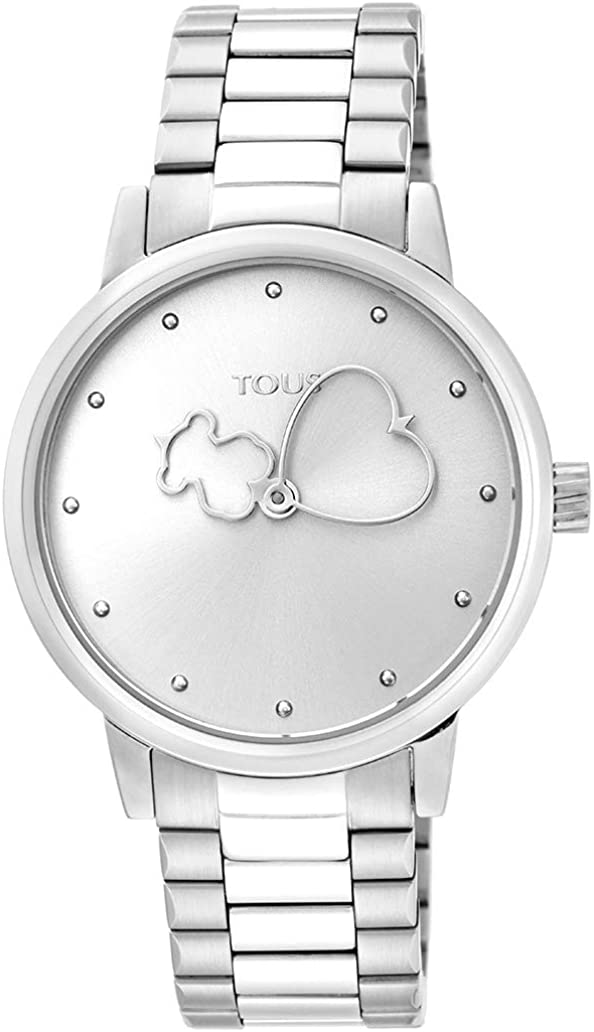 Tous Reloj Bear Time de Acero (34mm)
