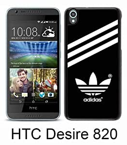 Beautiful And Unique Designed Case For HTC Desire 820 With Adidas 20 black Phone Case