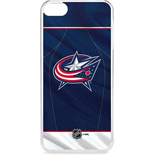 NHL Columbus Blue Jackets iPod Touch 6th Gen LeNu Case - Columbus Blue Jackets Jersey Lenu Case For Your iPod Touch 6th Gen