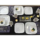 Corelle Square 32-Piece Dinnerware