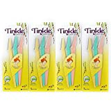 Tinkle Eyebrow Razor Pack of 12