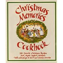 Christmas Memories Cookbook