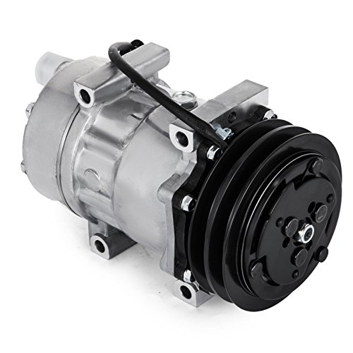 Mophorn Universal Air Conditioner CO 4306C AC Compressor for Freightliner Trucks 4428 ABPN83304583