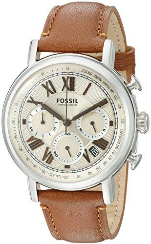 Fossil-Mens-FS5117-Analog-Display-Analog-Quartz-Brown-Watch