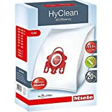 4 X Miele Type FJM 3D Efficiency HyClean Dust Bag