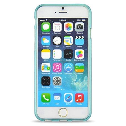 Mxnet Ultrathin Smooth Surface Anti-Rutsch-TPU Case für iPhone 6 Plus & 6S Plus rutschsicher Telefon-Kasten ( SKU : S-IP6P-0321L )