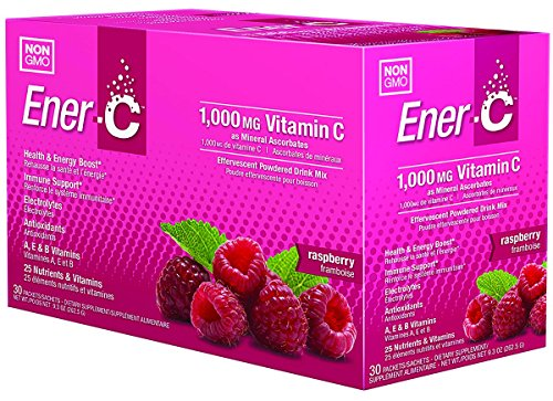 Ener-C - Gluten Free/Vegan Energy Drink Made with Real Fruit