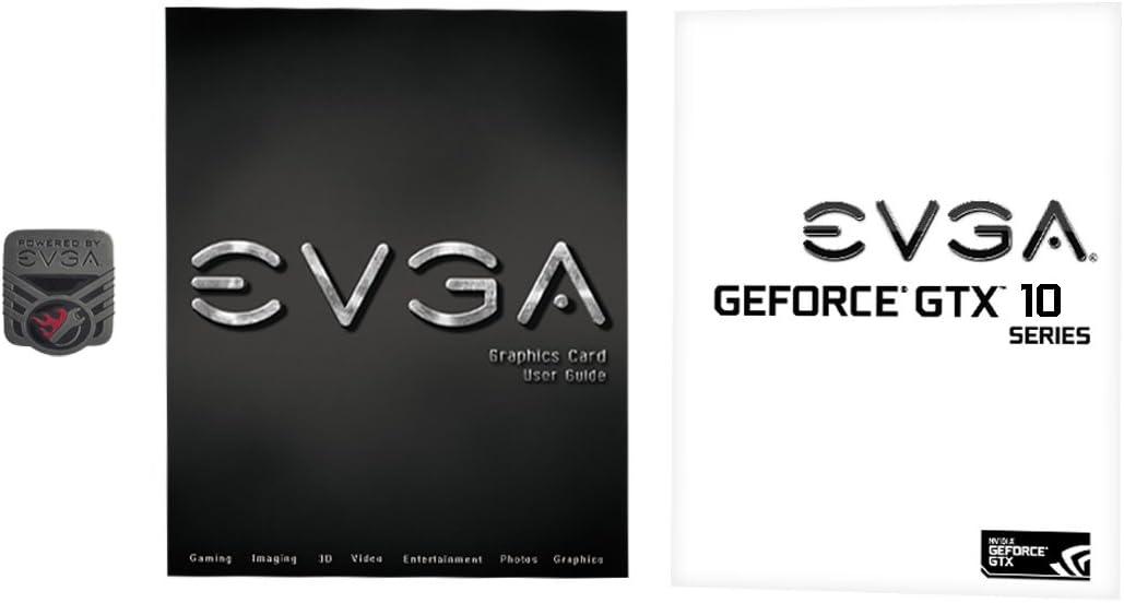 Carte Graphique 04G-P4-6255-KR PXOC EVGA GeForce GTX 1050 Ti SSC GAMING ACX 3.0 DX12 OSD Support 4GB GDDR5