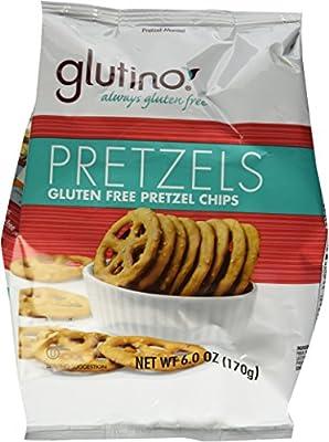 Glutino Pretzel Chip - 3 Pack
