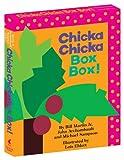 img - for Chicka Chicka Box Box!: Chicka Chicka Boom Boom; Chicka Chicka 1, 2, 3 (Chicka Chicka Book, A) book / textbook / text book