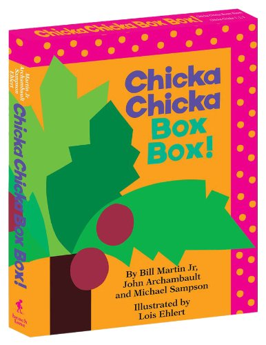Price comparison product image Chicka Chicka Box Box!: Chicka Chicka Boom Boom; Chicka Chicka 1, 2, 3 (Chicka Chicka Book, A)