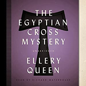 The Egyptian Cross Mystery Audiobook