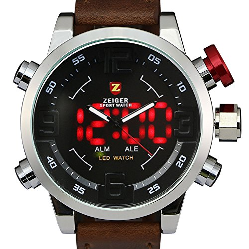 Zeiger Military Watch - YouTube