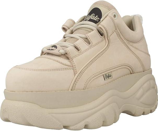 Buffalo 1339-14 2.0 Low Sneaker Cream