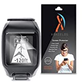 (US) XShields© High Definition (HD+) Screen Protectors for TomTom Multi-Sport GPS Watch (Maximum Clarity) Super Easy Installation [5-Pack] Lifetime Warranty, Advanced Touchscreen Accuracy