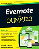 Evernote for Dummies, David E. Y. Sarna, 1118107381
