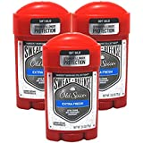 Old Spice Anti-Perspirant 2.6 Ounce Extra Fresh Soft Solid (76ml) (3 Pack)