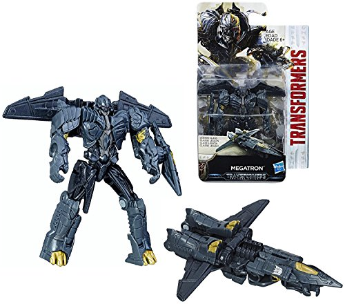 "Megatron Legion Class The Last Knight Transformer 2.5"""