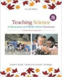 img - for Teaching Science in Elementary and Middle School Classrooms: A Project-Based Approach by Joseph S. Krajcik (2002-08-06) book / textbook / text book