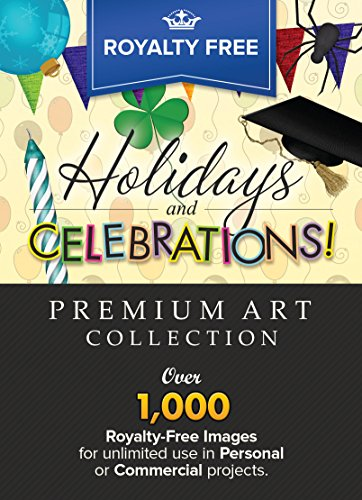 Royalty-Free Premium Holidays & Celebrations Image Collection: Top-Quality ClipArt and Backgrounds To Make Your Scrapbook Designs, Invitations and Other Projects FESTIVE!! (for MAC) (Halloween Database)