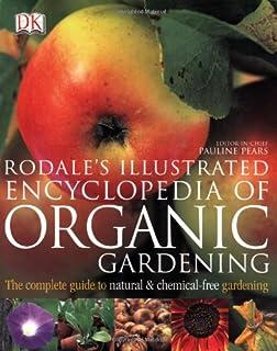 illustrated of organic gardening