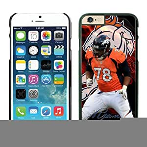 Fancy Product NFL Denver Broncos iphone 6 case wangjiang maoyi