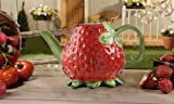 Giftcraft Ceramic Strawberry Watering Can