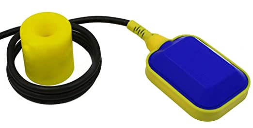 ACE CREW Controlador de nivel de agua flotador cambiar de liquido controlador de sensor de nivel