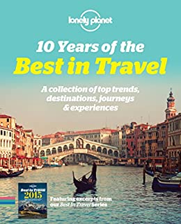 Lonely Planet Best Travel Sampler ebook product image