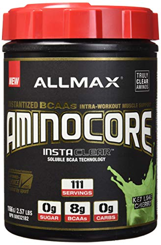 Aminocore Powder Key Lime Cherry 1166 grams Review