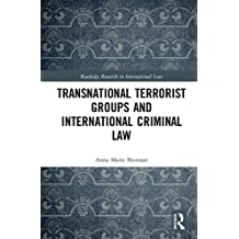 Transnational Terrorist Groups and International Criminal Law