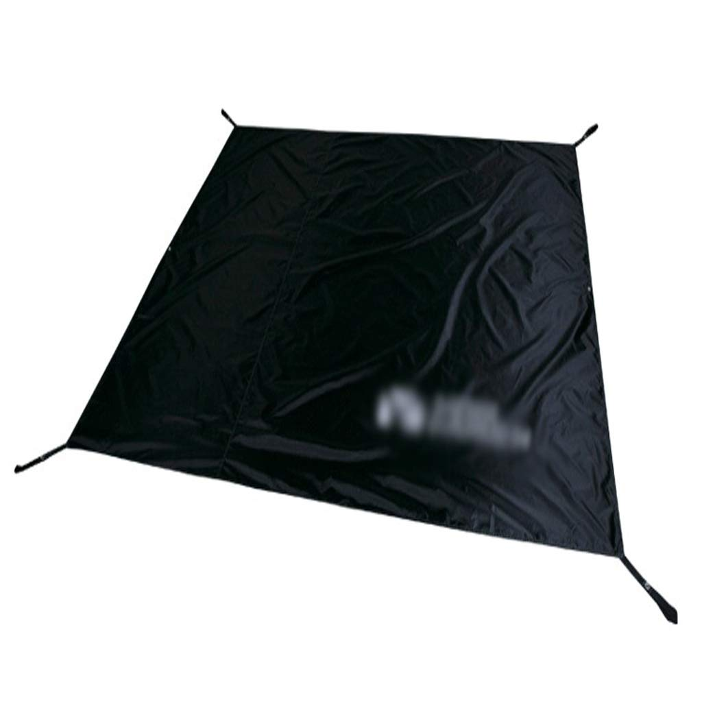 NLXTXQC Outdoor Picnic Blanket Waterproof Portable Camping Foldable Lawn Beach Mat Polyester Oxford Tent Mat Bottom by NLXTXQC