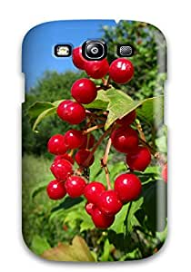 Vicky C. Parker's Shop 4775220K76094616 Fashion Tpu Case For Galaxy S3- Berry Defender Case Cover